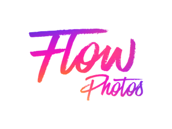 Flow Real Estate Photography Company Logo