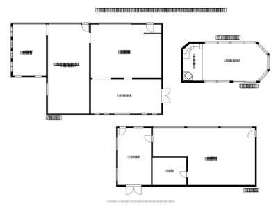 Floorplan - Front Outbuildings