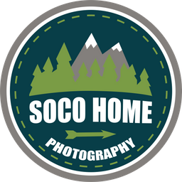 SoCo Home Photography Company Logo