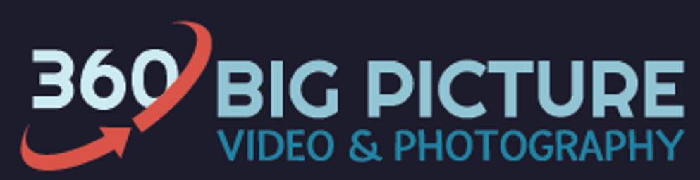 BIG PICTURE 360 Company Logo