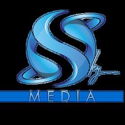 SkyMedia777 Company Logo