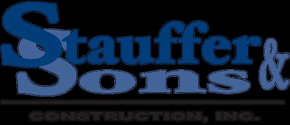 Stauffer & Sons Construction Logo