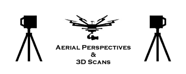 Aerial Perspectives  Logo